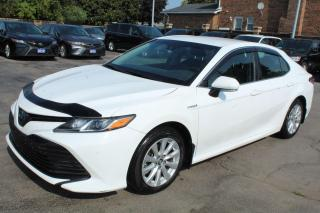 Used 2018 Toyota Camry LE for sale in Brampton, ON