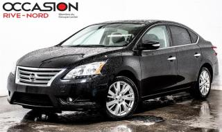 Used 2014 Nissan Sentra SL NAVI+CUIR+TOIT.OUVRANT for sale in Boisbriand, QC