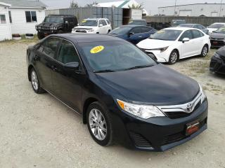 Used 2014 Toyota Camry LE for sale in Oak Bluff, MB