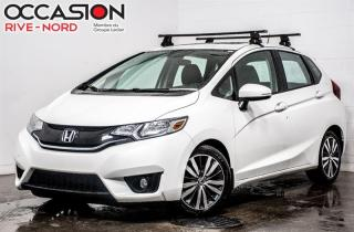 Used 2015 Honda Fit EX-L NAVI+CUIR+TOIT.OUVRANT for sale in Boisbriand, QC