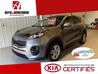 Used 2018 Kia Sportage LX GDI TOUT EQUIPE MAGS 28 000KM for sale in Notre-Dame-des-Pins, QC