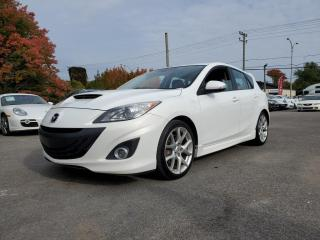 Used 2010 Mazda MAZDASPEED3 *NAV*BOSE*PUSH BUTTON*BT* 74$/SEM for sale in St-Jérôme, QC