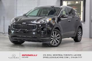 Used 2017 Kia Sportage EX AUTO AWD; CAMERA SIEGES CHAUFFANT CARPLAY MAGS CAMÉRA DE RECUL - SIÈGES AVANT CHAUFFANT - SIÈGE CONDUCTEUR ÉLECTRIQUE - CARPLAY/ANDROID - MAGS 18'' for sale in Lachine, QC