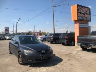 Used 2007 Mazda MAZDA3 GS**ONLY 174KMS**MANUAL**RUNS GOOD**AS IS for sale in London, ON