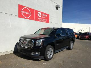 Used 2018 GMC Yukon XL SLT 4dr 4WD Sport Utility Vehicle / 7 Passenger for sale in Edmonton, AB