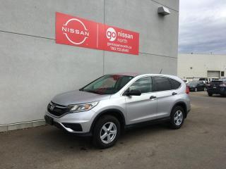 Used 2015 Honda CR-V LX 4dr AWD Sport Utility for sale in Edmonton, AB