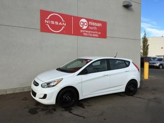 Used 2017 Hyundai Accent L 4dr FWD Hatchback for sale in Edmonton, AB