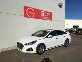 Used 2018 Hyundai Sonata SPORT for sale in Edmonton, AB