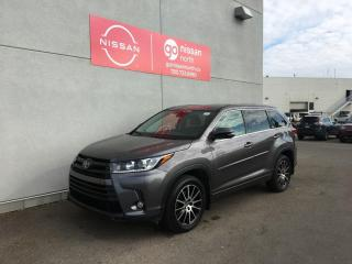 Used 2017 Toyota Highlander XLE 4dr AWD Sport Utility for sale in Edmonton, AB