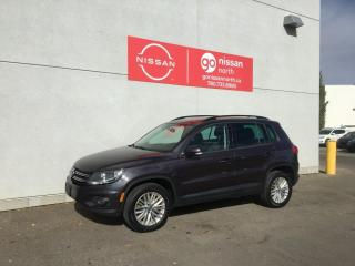 Used 2016 Volkswagen Tiguan Highline 4dr AWD 4MOTION for sale in Edmonton, AB