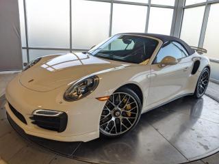 Used 2015 Porsche 911 Turbo S for sale in Edmonton, AB
