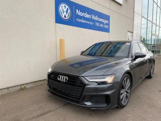 Used 2019 Audi A6 Technik 4dr AWD quattro Sedan for sale in Edmonton, AB