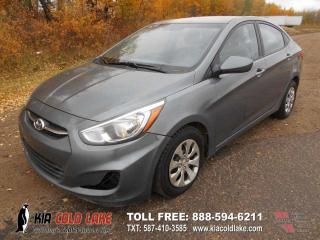 Used 2015 Hyundai Accent GL for sale in Cold Lake, AB
