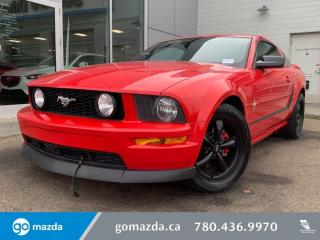 Used 2007 Ford Mustang GT LEATHER GREAT CONDITION for sale in Edmonton, AB