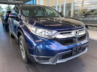 Used 2017 Honda CR-V LX AWD, ACCIDENT FREE, HEATED SEATS, REAR VIEW CAMERA, SAFETY DRIVING TECH for sale in Edmonton, AB