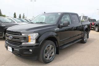 New 2020 Ford F-150 XLT 302A, 4X4 Supercrew, 2.7L Ecoboost, Auto Start/Stop, Cruise Control, Pre-Collision Assist, Rear View Camera, Remote Keyless Entry, Trailer Tow Package, Navigation, Moonroof for sale in Edmonton, AB