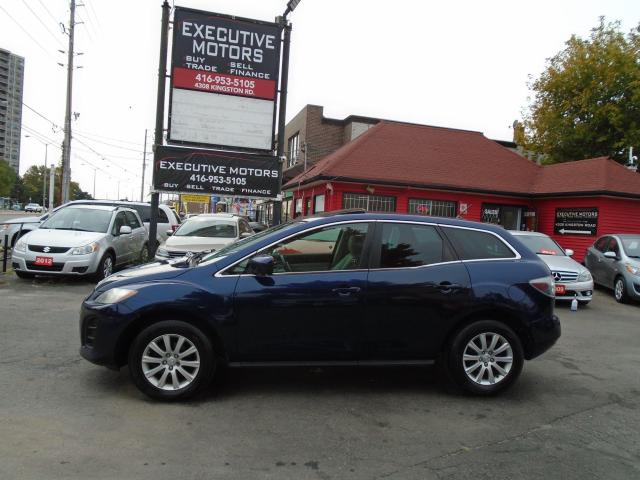 2011 Mazda CX-7 GX/ ONE OWNER / NO ACCIDENT /  LEATHER / ROOF /