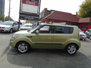 Used 2010 Kia Soul 2u / CLEAN / ALLOYS / HEATED SEATS / LOW KM /CLEAN for sale in Scarborough, ON