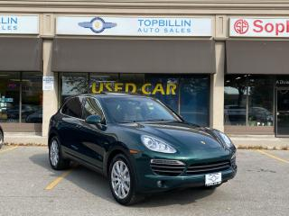Used 2013 Porsche Cayenne S Hybrid, 1 Owner, Navi Only 122K km for sale in Vaughan, ON