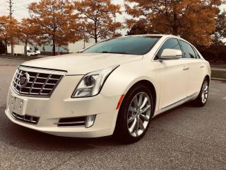 Used 2013 Cadillac XTS Premium Collection for sale in Mississauga, ON