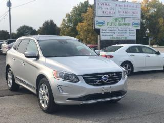 Used 2015 Volvo XC60 T5 Drive-E Premier Plus for sale in Komoka, ON