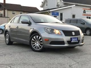 Used 2011 Suzuki Kizashi SE|Accident free|One Owner|Push start for sale in Burlington, ON