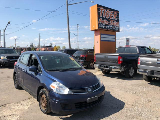 2009 Nissan Versa 1.8 S**ONLY 182KMS**AUTO**AS IS SPECIAL