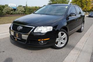 Used 2008 Volkswagen Passat 1 OWNER / LOW KM'S / DEALER SERVICED / LOCAL WAGON for sale in Etobicoke, ON
