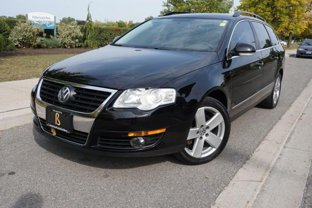2008 Volkswagen Passat 1 OWNER / LOW KM'S / DEALER SERVICED / LOCAL WAGON
