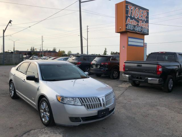 2011 Lincoln MKZ Hybrid*ROOF*AC SEATS*NAVI*LOADED*RUNS GREAT*AS IS
