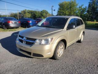 Used 2010 Dodge Journey SE BACK UP CAMERA for sale in Stouffville, ON
