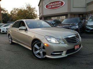 Used 2012 Mercedes-Benz E-Class E 350 for sale in Scarborough, ON