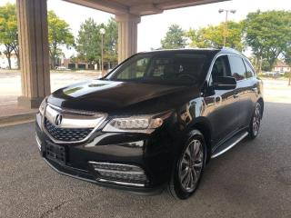 Used 2014 Acura MDX for sale in Windsor, ON