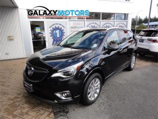 Used 2019 Buick Envision Essence for sale in Nanaimo, BC