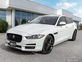 Used 2017 Jaguar XE Prestige Buy From A Real Jaguar Dealer for sale in Winnipeg, MB