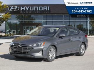 Used 2019 Hyundai Elantra Preferred Sun & Safety Pkg Sunroof | Heated Seats | Back up Camera | for sale in Winnipeg, MB