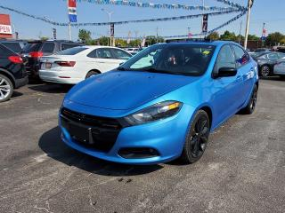 Used 2016 Dodge Dart for sale in London, ON