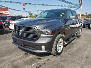 Used 2017 RAM 1500 for sale in London, ON