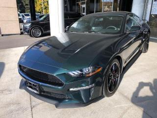 Used 2020 Ford Mustang BULLITT for sale in Aurora, ON