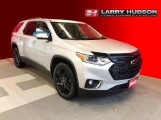 Used 2020 Chevrolet Traverse 3LT AWD | Midnight | Nav | Roof | 7-Pass for sale in Listowel, ON