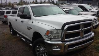 Used 2016 RAM 3500 SLT CREW CAB LWB 4WD for sale in West Kelowna, BC