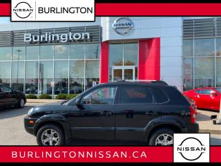 Used 2009 Hyundai Tucson Limited, LEATHER, MOONROOF, ACCIDENT FREE, 1 OWNER for sale in Burlington, ON