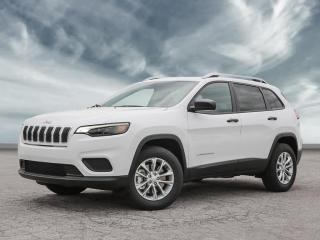 New 2020 Jeep Cherokee SPORT 4X4 for sale in Milton, ON