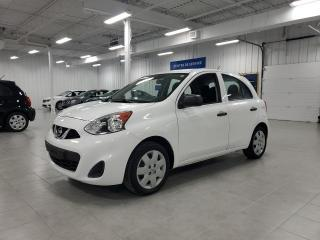 Used 2015 Nissan Micra S for sale in Saint-Eustache, QC