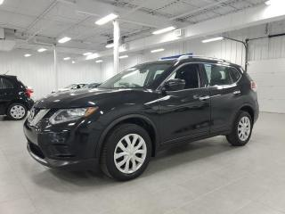 Used 2016 Nissan Rogue S - CAMERA + BLUETOOTH + CRUISE + JAMAIS ACCIDENTE for sale in Saint-Eustache, QC