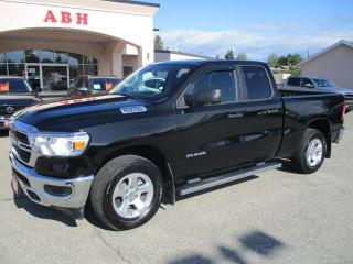 Used 2020 RAM 1500 Tradesman Quad CAB 4X4 for sale in Grand Forks, BC