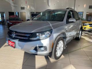 Used 2013 Volkswagen Tiguan Trendline 6sp at Tip 4M for sale in Waterloo, ON