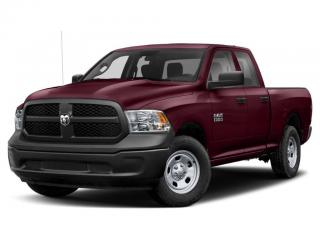 Used 2018 RAM 1500 Express 4x4 - One Owner, Backup Camera! for sale in Kingston, ON