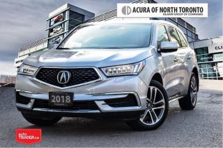 Used 2018 Acura MDX Navi No Accident| LOW KM| Remote Start for sale in Thornhill, ON