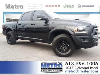 Used 2018 RAM 1500 Rebel 4X4 for sale in Ottawa, ON